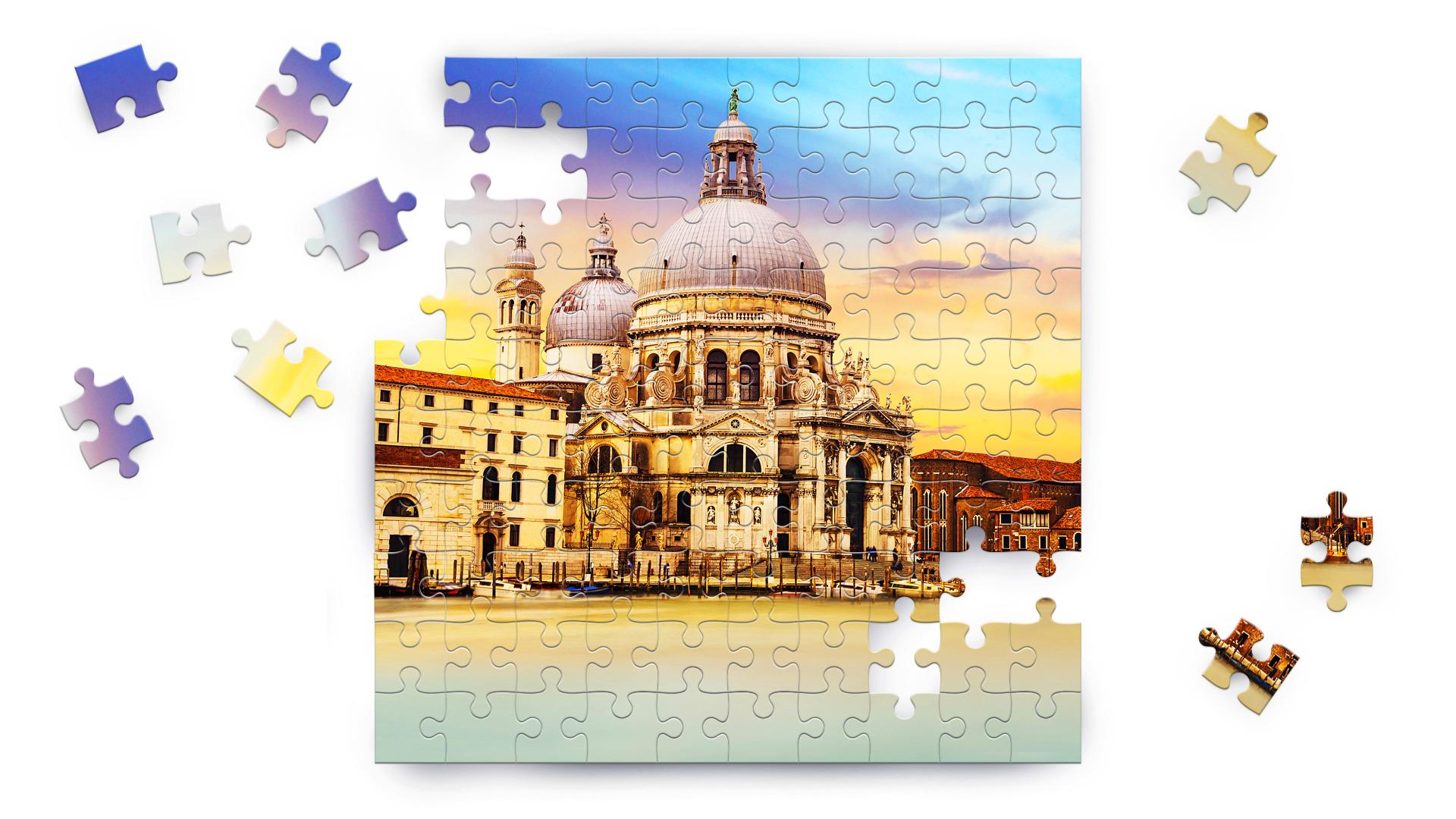 Jigsaw Puzzles by Easybrain now comes to Google Play