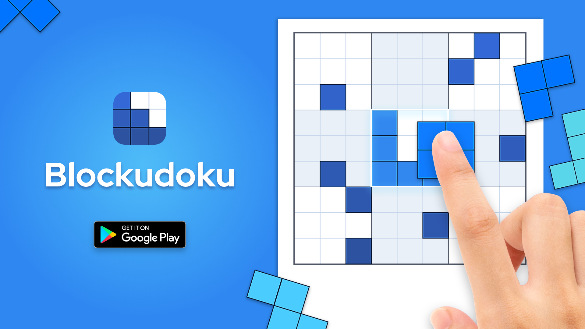 Having conquered the App Store, Blockudoku by Easybrain comes to Google Play